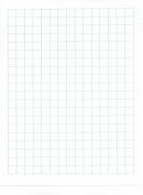 1.3cm Graph Paper Ream