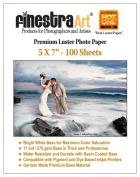 13cm X 18cm 100 Sheets Premium Lustre Photo Paper [Office Product]