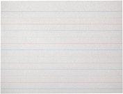 School Specialty Handwriting Paper - 1 1/8 Rule, 9/16 Dotted, 9/16 Skip - 27cm x 20cm - 500 Sheets