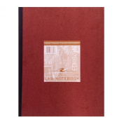 Roaring Spring Oversize Lab Book, 30cm x 23cm , 76 Sheets, Numbered