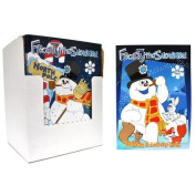 FROSTY THE SNOWMAN Colouring & Activity Books