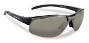 Flying Fisherman Maverick Polarised Sunglasses (Matte Black Frame