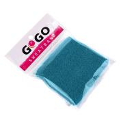 GOGO Thick Solid Colour Wrist Sweatband - 12 Pieces