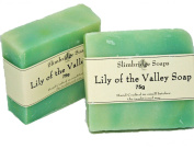Twin Bar Pack - Handmade Natural Lily of the Valley Soap Bar 75g