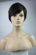 Short Straight Party Christmas Halloween Cosplay Wigs
