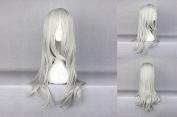 Ladieshair Cosplay Wig Grey 65cm Final Fantasy - Sephiroth