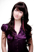 WIG ME UP - Stunning Quality Lady Wig MEDITERRANEAN BEAUTY mixed brown mahogany long wavy 9204S-2T33 60cm