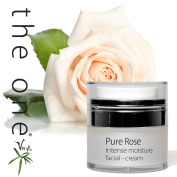 PURE ROSE Intense Moisture Facial Cream Natural. The One - Luxury Skincare