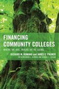Financing Community Colleges