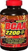 BCAA 2200 - 180 softgels by MET-Rx mm