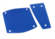 Bathmaster Deltis Optional Covers - Blue