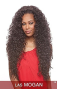 Vanessa Express Synthetic Hair Half Wig Super Weave Las Mogan