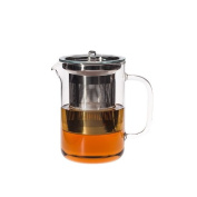 Trendglas Jena Pisa 119010 Teapot with Lid and Stainless Steel Filter 0.6 L
