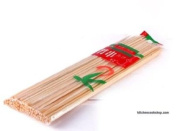"""Skewers 30cm/12"""" long Superior quality Bamboo"""