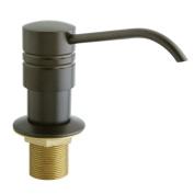 Kingston Brass SD2612 Milano Soap Dispenser, 31cm , Polished Brass