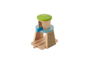 EverEarth Wooden Water Tower Building Toy