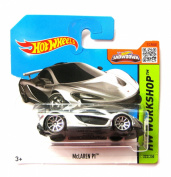 Hot Wheels McLaren P1 silver 223/250 1:64