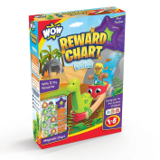 WOW Toys Dino's Reward Chart and 3 Toy