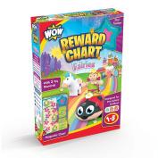 WOW Toys Fairies Reward Chart and 3 Toy
