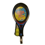 Twin Metal Tennis Set with Case