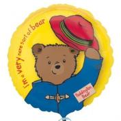 Paddington Bear Party 46cm Foil Balloon