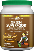 Amazing Grass, GreenSuperFood, Chocolate Drink Powder, 100 Servings, 830ml