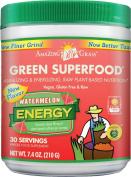Amazing Grass, Green Superfood, Energy, Watermelon, 220ml