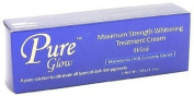 pure glow maximum strength whitening treatment cream