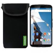 Komodo® Neoprene Pouch Case for Motorola Nexus 6 / Sock / Pocket / Slim Cover / Shock / Sleeve / Skin