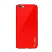 SwitchEasy AirMask Instant Mobile Makeover Kit for iPhone 6 Plus - Fireball