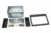 Connects2 CT23PO02 Porsche 911 (TYP 996), 986 Boxster Double Din Stereo Fascia Fitting Panel Kit