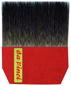 da Vinci Series 502 Gilder Tip Russian Blue Squirrel Hair Double Thickness Paintbrush, Size 70mm
