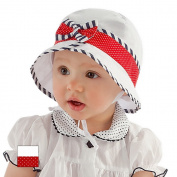 Girls Sun Hat Summer Beach Hat Holiday Cap Marine Collection 6 9 12 18 24 months 2-3 years NEW