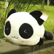 Fashion Cute Panda Comfortable lint Toy Cushion Lumbar Pillow Panda Plush Toy pillow