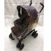 New Raincover For Silver Cross 3D Pushchair