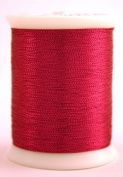 Superior Threads Metallic #40 Embroidery Thread 500 yds Spool; 051 Cranberry 101-01-051