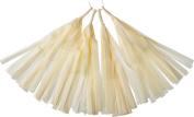 Luna Bazaar Tissue Paper Tassels for DIY Tassel Garlands
