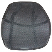 HCL Mesh Chair Back Rest Office Chair with Lumbar Support
