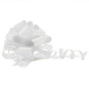 Pull Bow White 30 mm