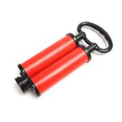 Boli Plastic Compressed Vacuum Space Pump Hand Air Deflation Double- Barrelled Pump