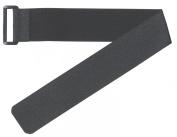 Benristraps Together Hook & Loop Strap in Black, 50mm x 50cm