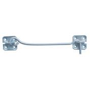 "100MM 4"" INCH ZINC PLATED GATE GARDEN CABIN HOOK"