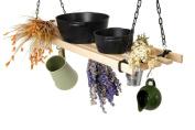 Kitchen Ceiling Pot Rack