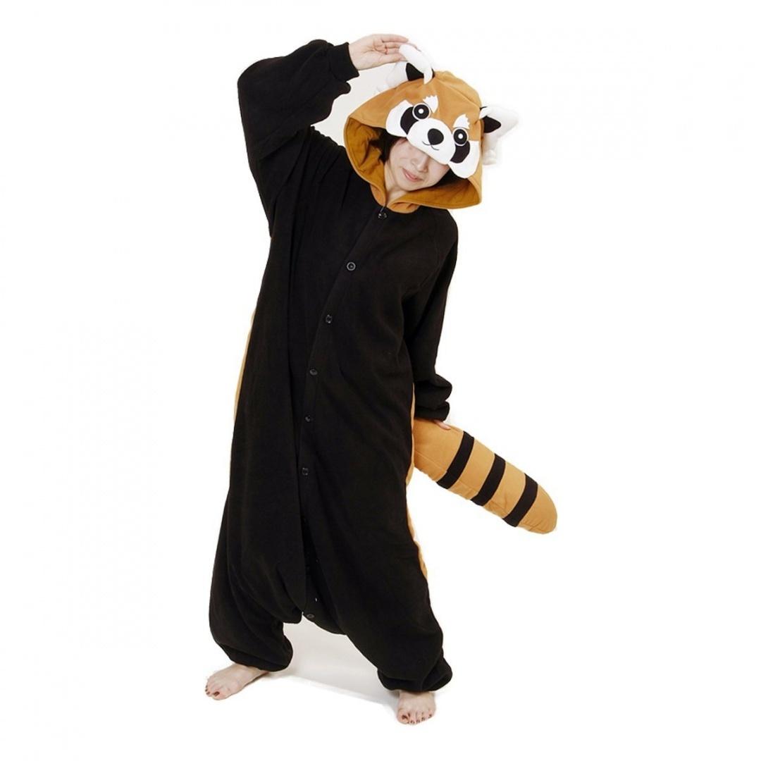 913e419b4175 Red Panda Kigurumi  Animal onesie   pyjamas by Sazac - Shop Online ...