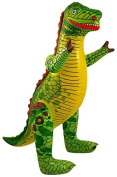 Childrens Party Time Pool Beach Toy Inflatable 76cm T Rex Dinosaur