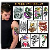 Temporary Tattoos for Guys...#2