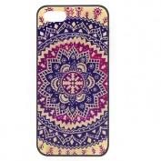 Sannysis Ethnic Tribal Indian Pattern Hard Case for iPhone 6 Plus