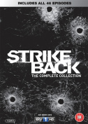 Strike Back: Series 1-5 [Region 2]