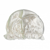 Pure Silk Night Sleep Cap Sleeping Cap Hat