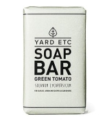 Soap Bar Green Tomato 225 g by Yard Etc